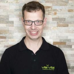 Cristian Gervers, Therapeutische Leitung viavital